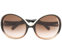 - 'Emilia' Sonnenbrille - women - Acetat/Metall