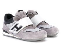 Sneakers mit Riemen - kids