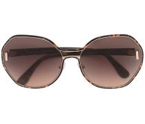 - Oversized-Sonnenbrille mit Logo - women