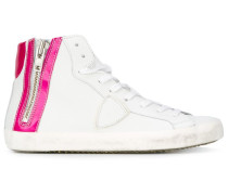 - High-Top-Sneakers mit Reißverschluss - women