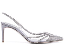 Slingback-Pumps 75mm