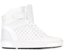 Perforierte High-Top-Sneakers - women