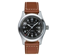 'Khaki Field' Armbanduhr, 42mm