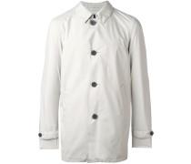 Klassischer Mantel mit Knopfleiste