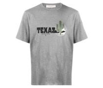 "T-Shirt mit ""Texas""-Print"