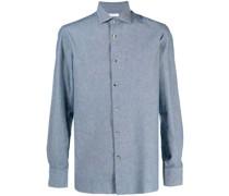 Klassisches Chambray-Hemd
