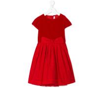 bow embellished dress