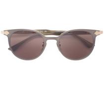 Sonnenbrille mit rundem Gestell - men