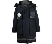 Parka mit Patch