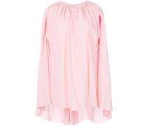 cape sleeve blouse