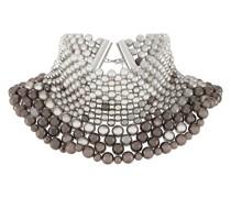 Halskette in Perlenoptik