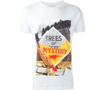 - 'Trees of Mystery' T-Shirt - men - Baumwolle - M