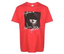 T-Shirt mit Mary J. Blige-Print