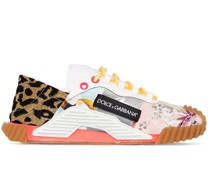 NS1 patchwork sneakers