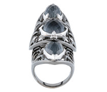 Les Dents De La Mer crystal haze ring