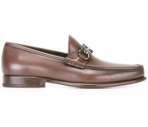 Gancio detail loafers
