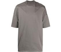 oversized-cut T-shirt