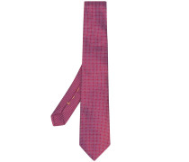 Jacquard-Krawatte mit Kachelmuster