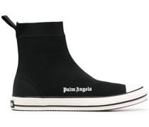 High-Top-Sneakers in Sockoptik