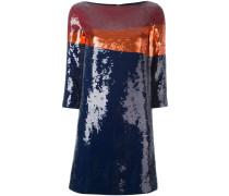Pailletten-Kleid