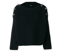 'Free' Oversized-Pullover