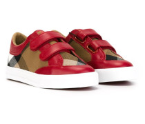 Sneakers mit Karomuster - kids