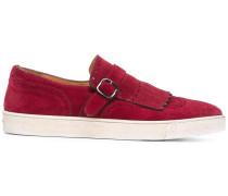 Loafer mit perforierten Details