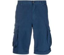 Halbhohe Chino-Shorts