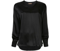 Bardo V-neck blouse