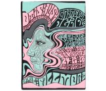'Grateful Dead' Buch-Clutch - women
