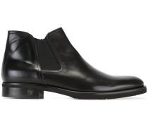 Klassische Chelsea-Boots - men - rubber/Leder
