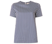 'S Max Mara striped blouse