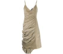 Gerafftes Kleid