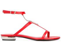 Sandalen mit Kette