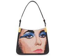 'Starry Faces 1983' Schultertasche