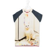 'Jane Art Cat' Kleid