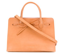 bow detail tote