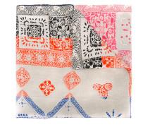 Oversized-Schal mit Print - women