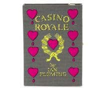 Casino Royale Book Clutch