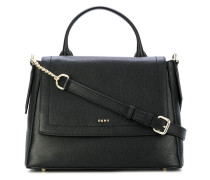medium flap satchel