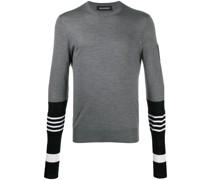 'Travel' Pullover mit Streifen