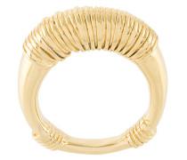 18kt vergoldeter 'Alhambra' Ring