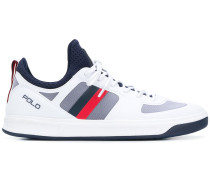 Low-Top-Sneakers mit Schnürung