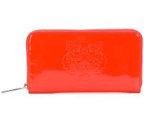 Tiger zip around wallet