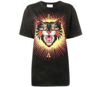 'Angry Cat' T-Shirt - women