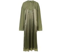 Kapuzenpullover mit Camisole-Kleid