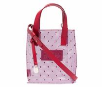 RED(V) Mini-Tasche mit Print