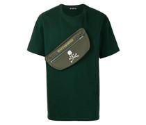 T-Shirt mit Vordertasche