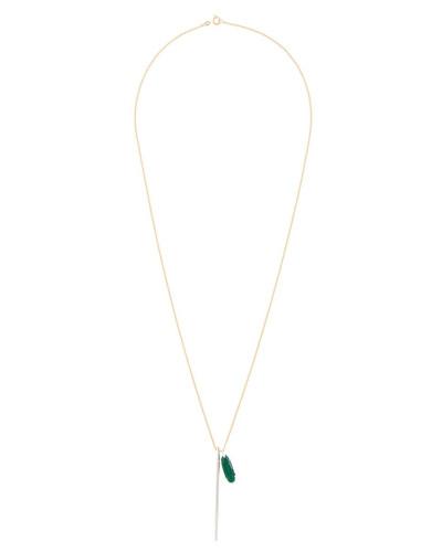 18kt vergoldete 'My Favourite' Halskette