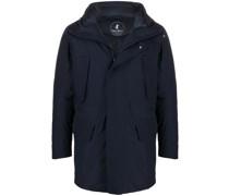 Leichter Mantel mit Knöpfen